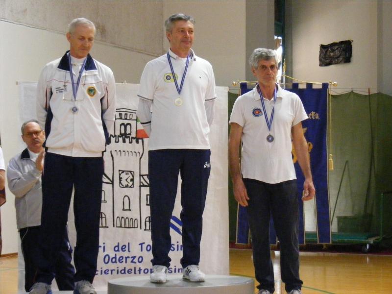 Campionato Regionale arco nudo - Vazzola