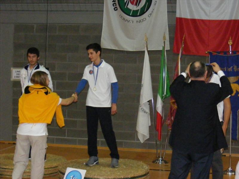 Campionato Regionale Indoor - Olimpico / Compound - Mareno di Piave