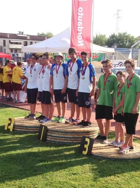 Campionato Regionale Targa - Volpago del Montello 18-19 luglio 2015
