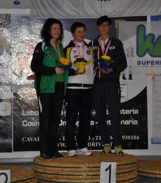 Campionato Regionale Indoor - Belluno 11-12 febbraio 2017