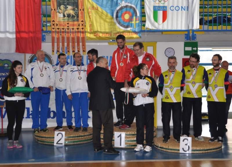 Campionato Regionale Indoor 2017-28