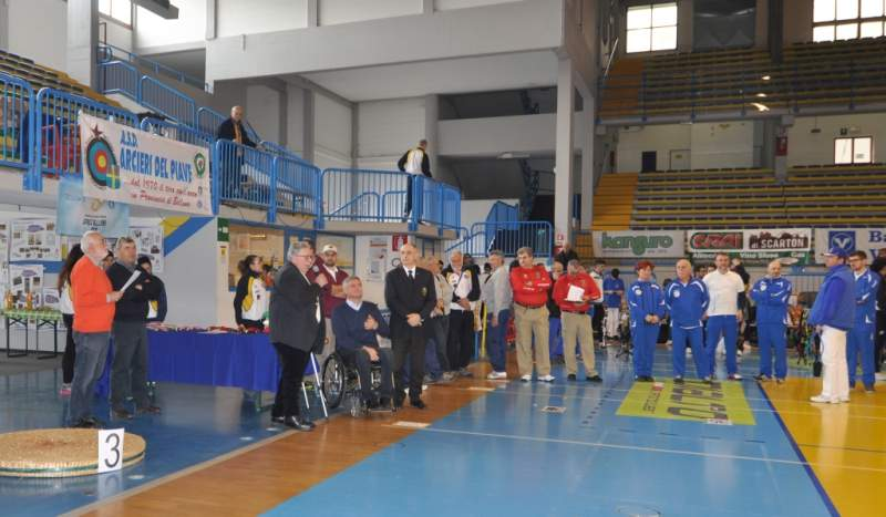 Campionato Regionale Indoor 2017-2