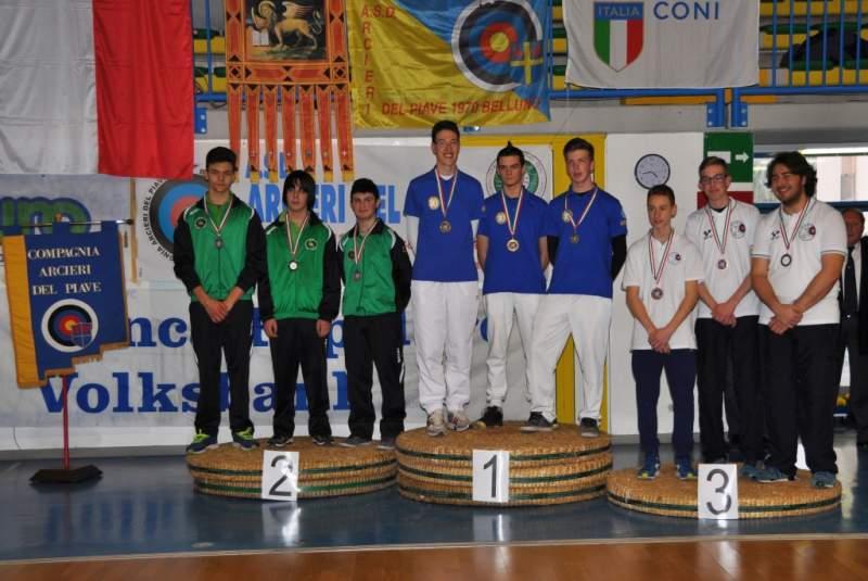 Campionato Regionale Indoor 2017-30