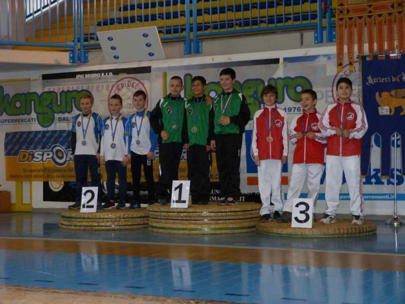 Campionato Regionale Indoor 2018-13