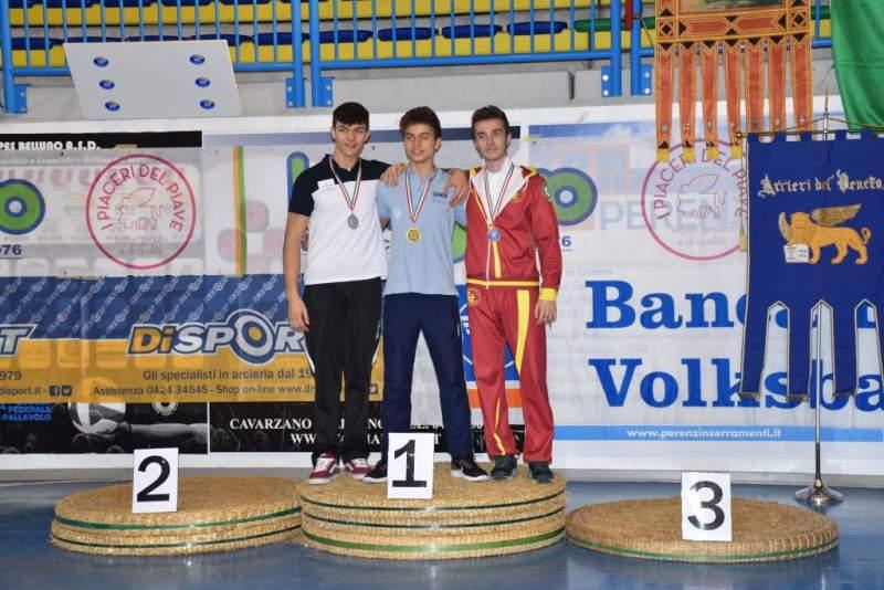 Campionato Regionale Indoor 2018-1