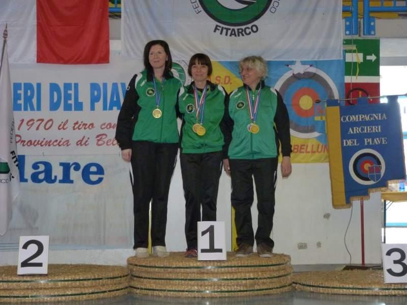 Campionato Regionale Indoor 2018-9