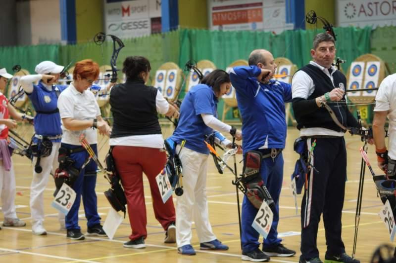 Campionato Regionale Indoor 2020 XXI Memorial Luigi Tormen